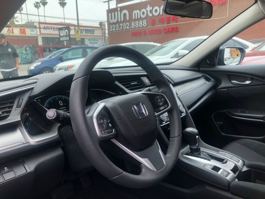 Honda Civic Sedan 2016 price $14,977