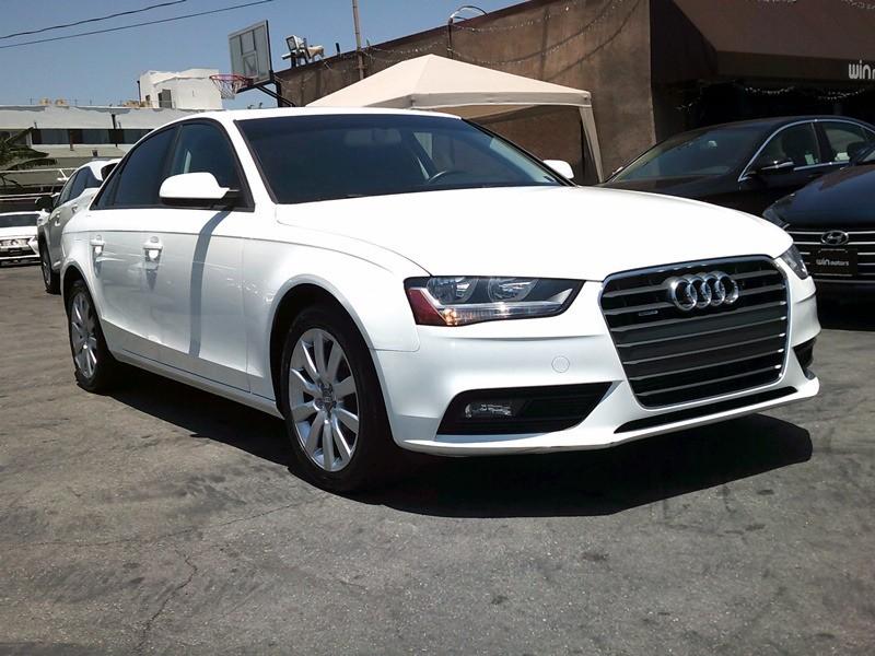 Audi A4 2014 price $14,977