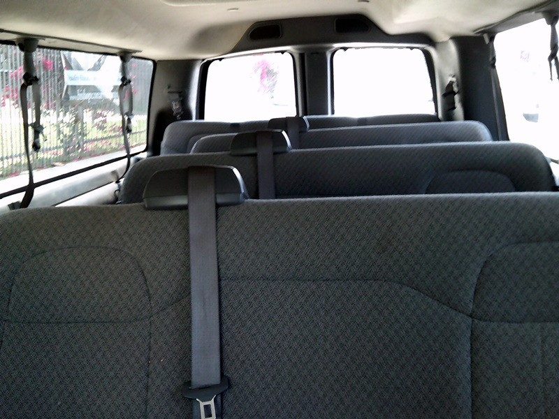 Chevrolet Express Passenger 2017 price $17,977