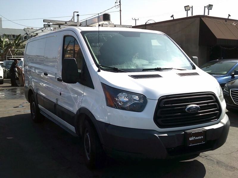 Ford Transit Cargo Van 2015 price $11,977