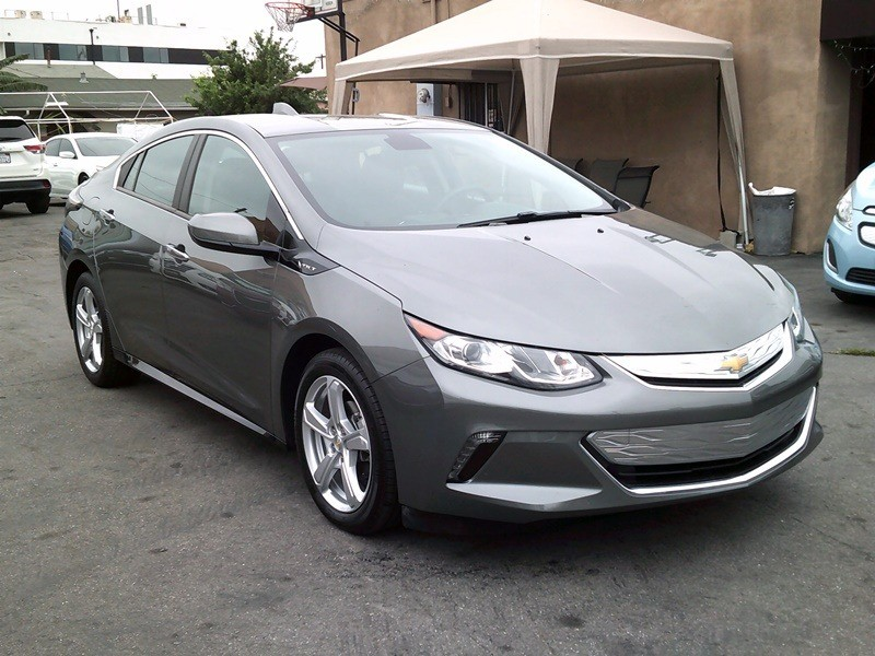 Chevrolet Volt 2017 price $16,977