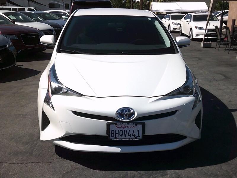 Toyota Prius 2016 price $16,977