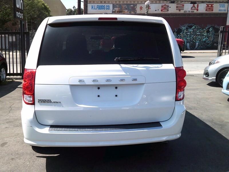 Dodge Grand Caravan 2016 price $11,977