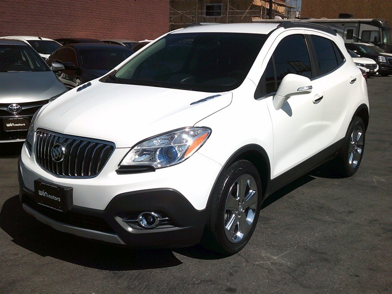 Buick Encore 2016 price $13,977
