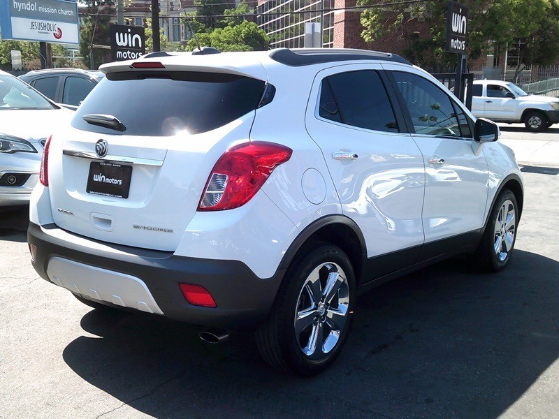 Buick Encore 2016 price $12,977