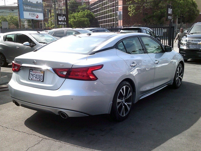 Nissan Maxima 2017 price $19,977