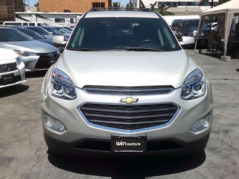 Chevrolet Equinox 2016 price $14,977