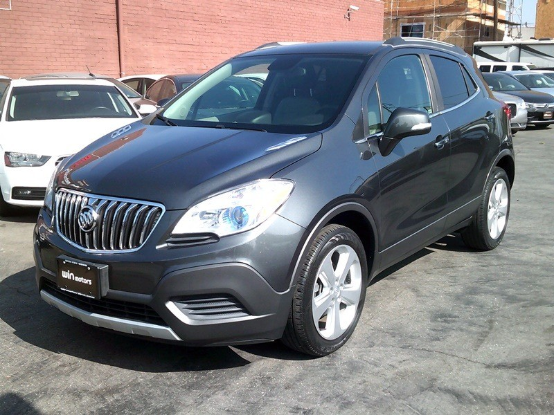 Buick Encore 2016 price $11,977