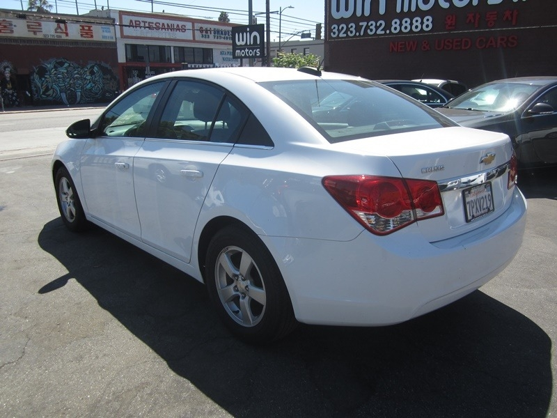 Chevrolet Cruze Limited 2016 price $9,977