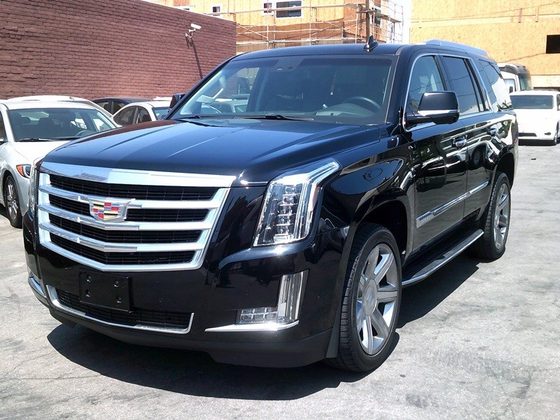 Cadillac Escalade 2017 price $47,777