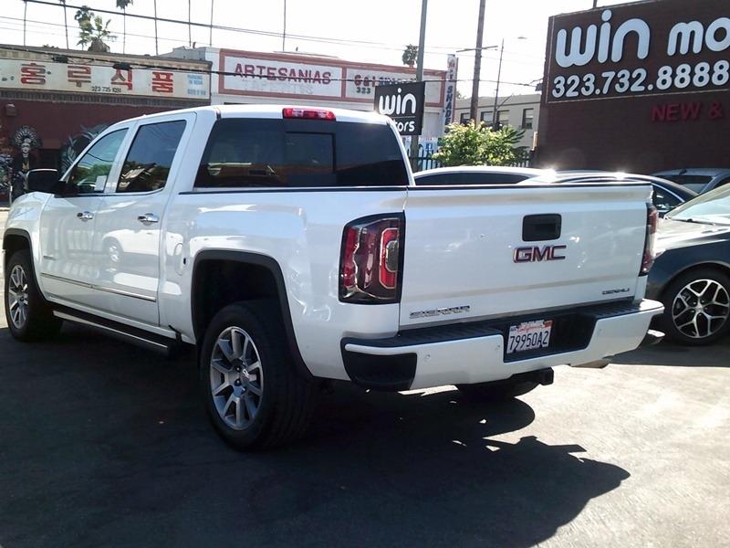 GMC Sierra 1500 2016 price $34,977