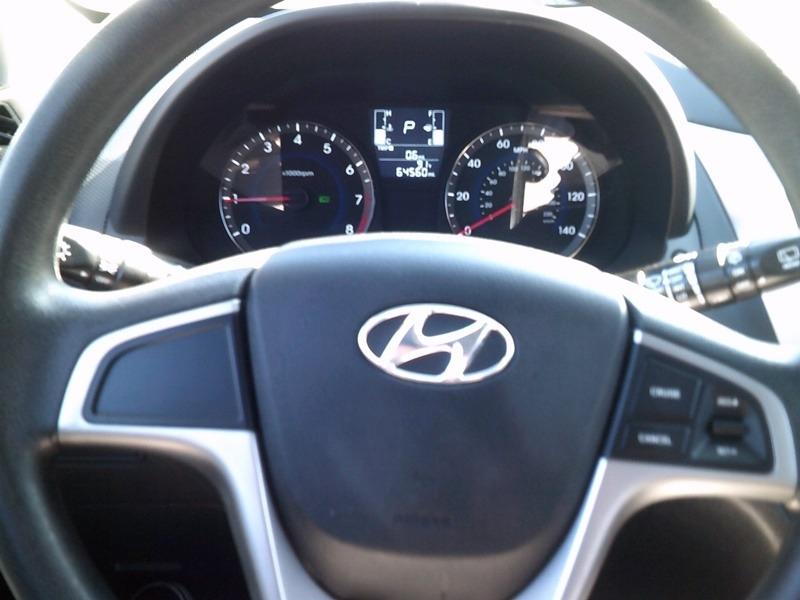 Hyundai Accent 2016 price $6,977