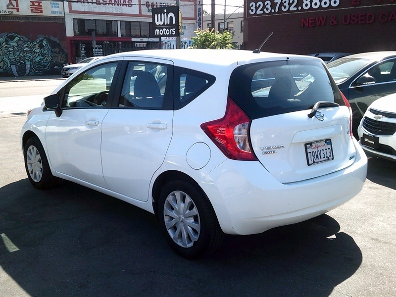 Nissan Versa Note 2015 price $6,977