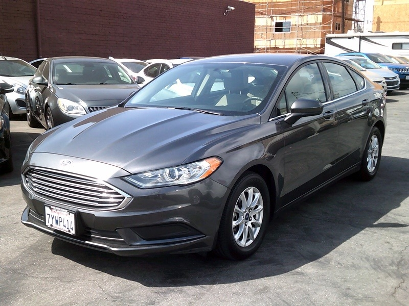 Ford Fusion 2017 price $10,977