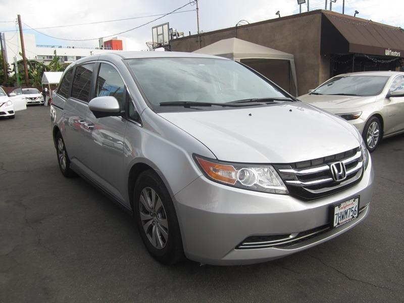 Honda Odyssey 2015 price $14,977