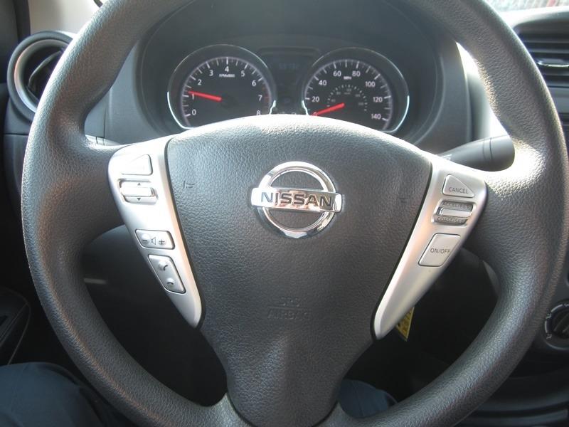 Nissan Versa 2016 price $7,777