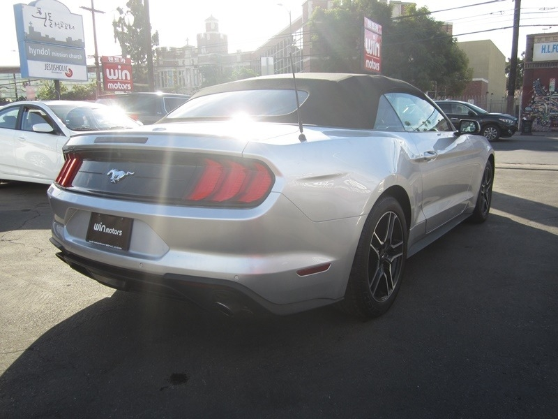 Ford Mustang 2018 price $18,977