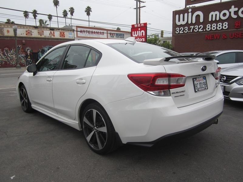 Subaru Impreza 2018 price $18,977