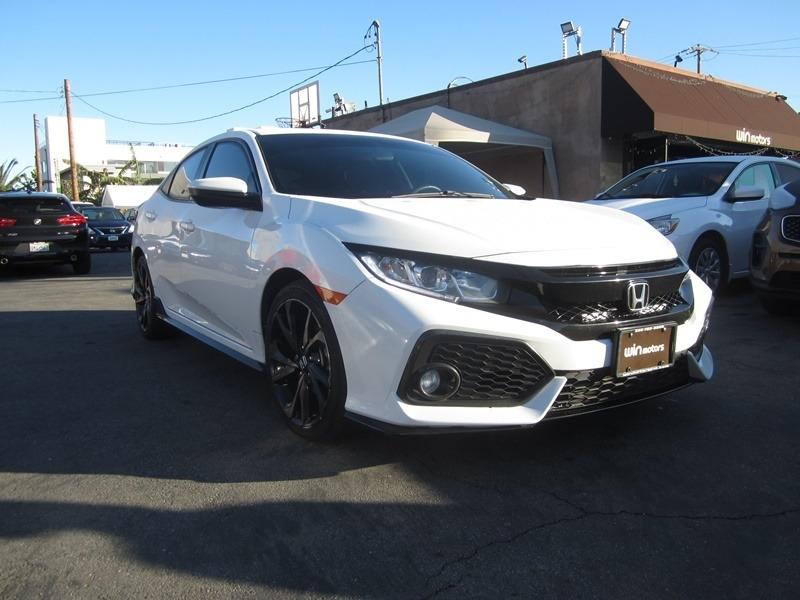 Honda Civic Hatchback 2018 price $15,977