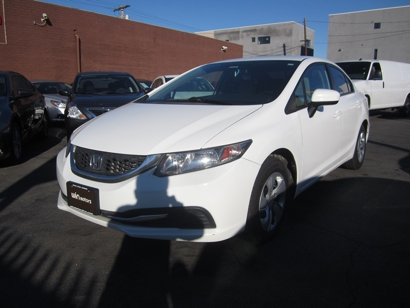 Honda Civic Sedan 2014 price $8,977