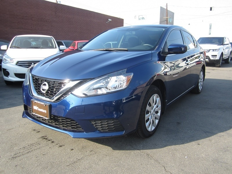 Nissan Sentra 2017 price $8,977