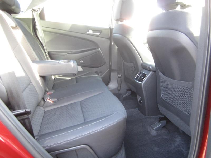 Hyundai Tucson 2019 price $21,977