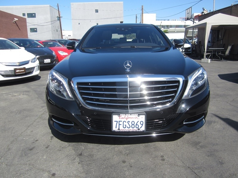 Mercedes-Benz S-Class 2017 price $57,777