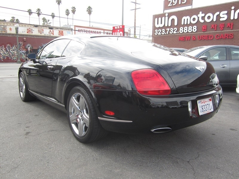 Bentley Continental GT 2007 price $47,777