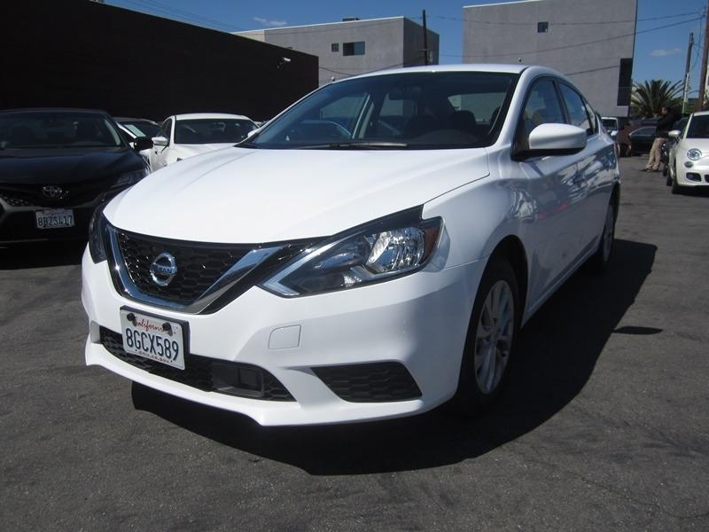 Nissan Sentra 2019 price $11,977