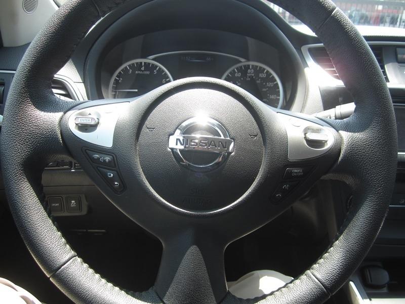 Nissan Sentra 2017 price $10,977
