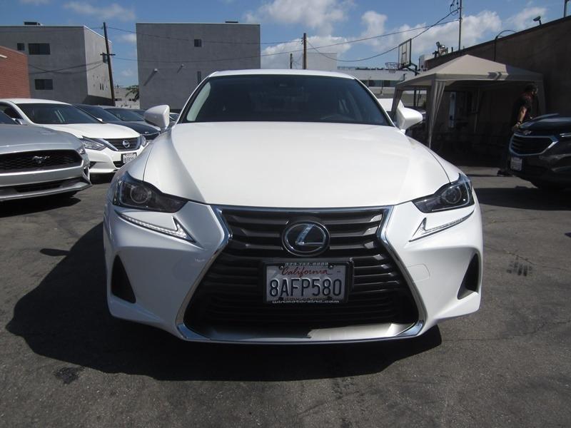 Lexus IS 2017 price $17,977