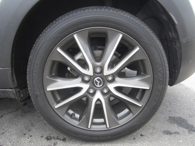 Mazda CX-3 2017 price $15,977