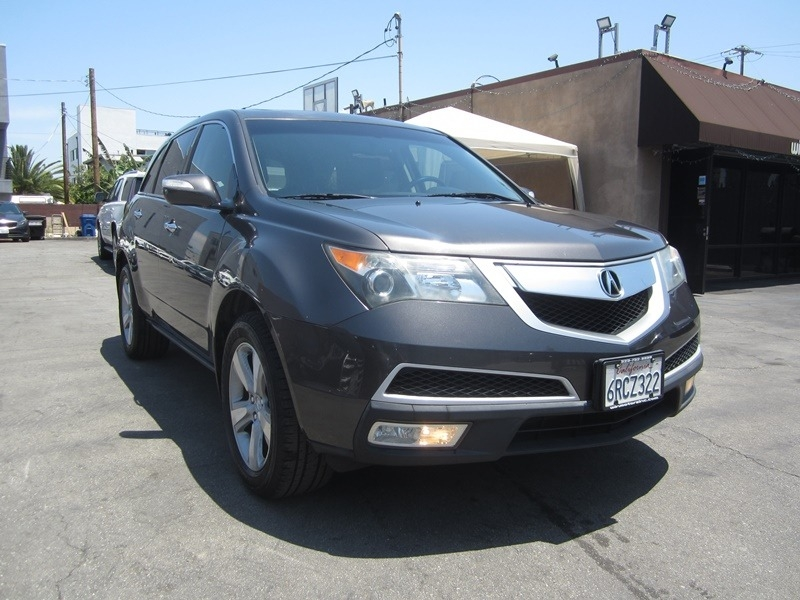 Acura MDX 2011 price $9,997
