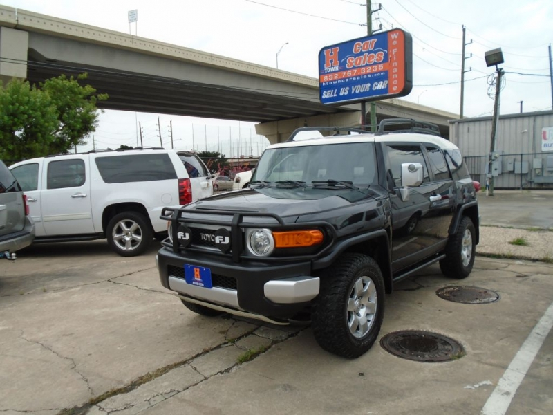 2008 Toyota FJ Cruiser  for sale VIN: JTEZU11F080019532