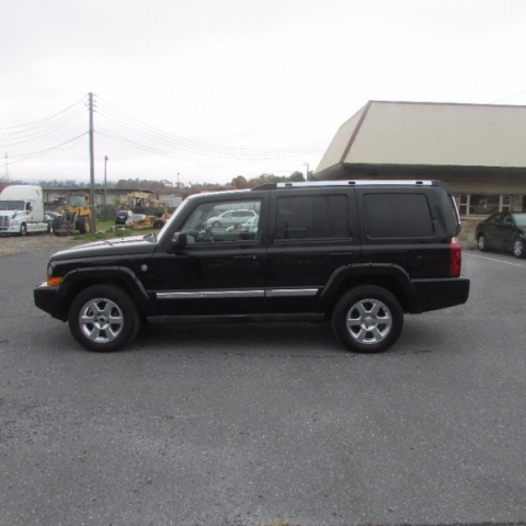 2006 Jeep Commander 4dr Limited 4WD - Inventory | Alan Auto