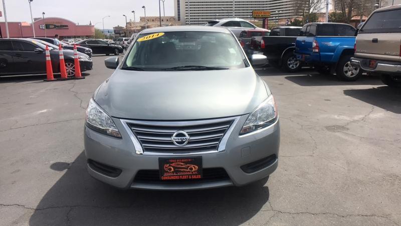Nissan Sentra 2014 price $8,966