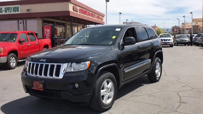 Jeep Grand Cherokee 2012 price $17,560