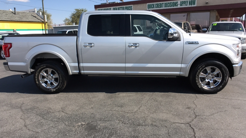 Ford F-150 2015 price $34,987