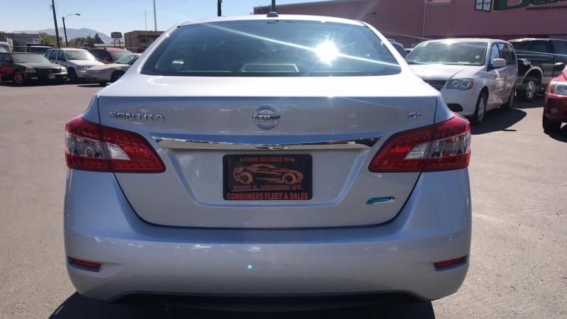 Nissan Sentra 2014 price $12,999
