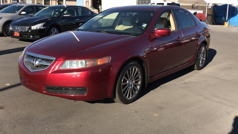 Acura TL 2006 price $9,550