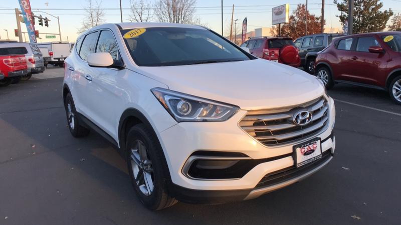 Hyundai Santa Fe Sport 2017 price $19,483