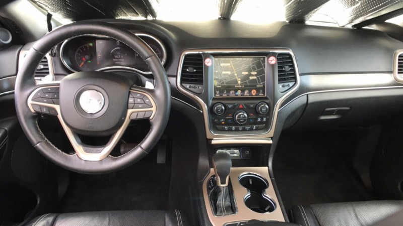 Jeep Grand Cherokee 2017 price $32,455