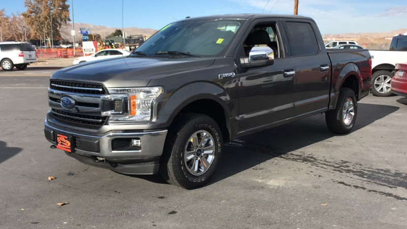 Ford F-150 2018 price $31,777