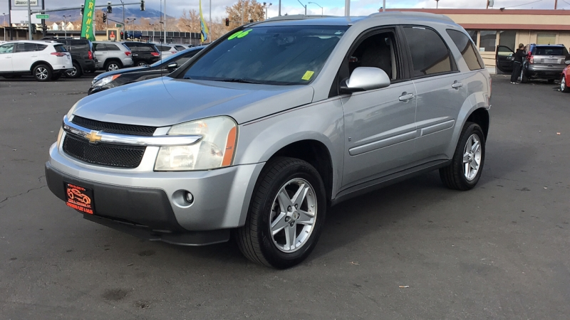Chevrolet Equinox 2006 price $8,950