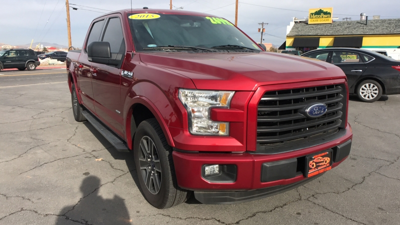 Ford F-150 2015 price $25,950