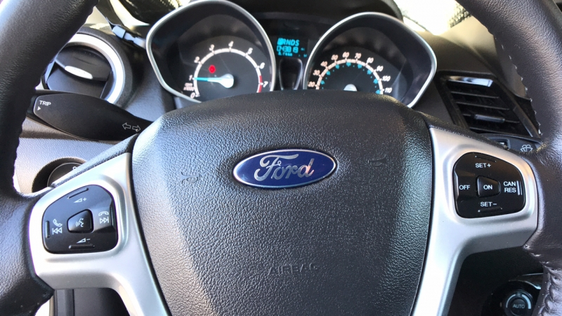 Ford Fiesta 2015 price $10,950