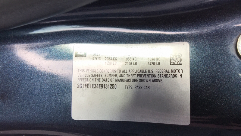 Chevrolet Camaro 2014 price $12,950