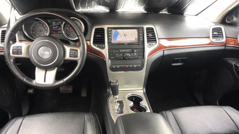 Jeep Grand Cherokee 2012 price $16,775