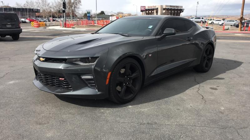 Chevrolet Camaro 2017 price $31,775