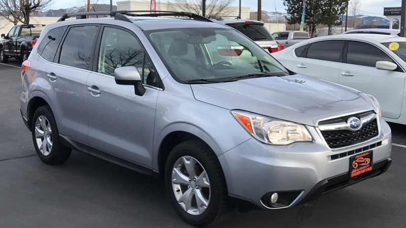 Subaru Forester 2015 price $22,950